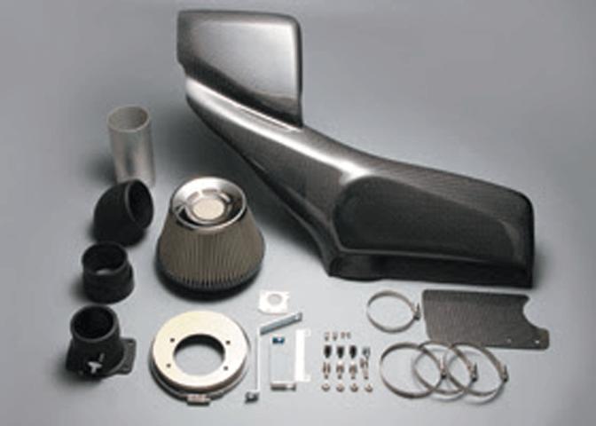 GVB インプレッサSTI 吸気系 エアクリーナー エアクリーナーキット ブリッツ カーボンサクションキット