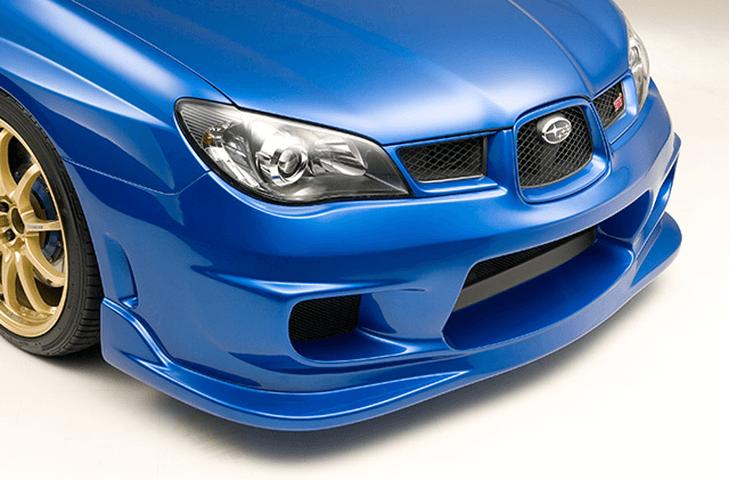 GD インプレッサ 外装 エアロパーツ フロントバンパー ings(イングス) N-SPEC インプレッサ WRX STI GDB フロントバンパー