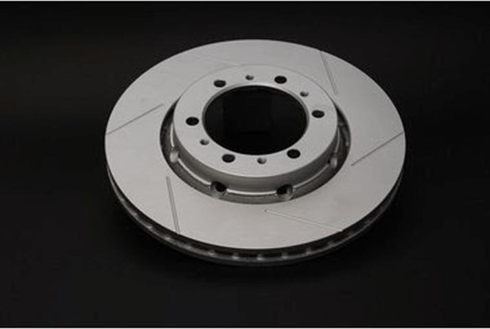 デリカD:5 ブレーキ ブレーキローター ブレーキローター本体 DIXCEL 6スリットディスクブレーキローター