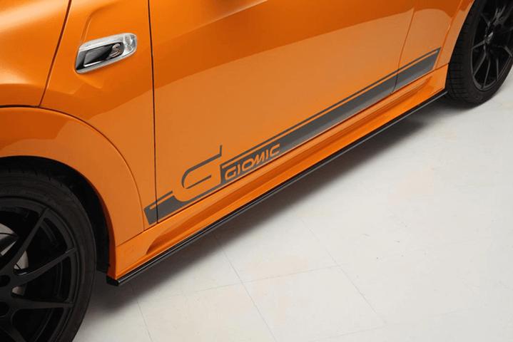 Mini F55/56 外装 エアロパーツ サイドステップ GIOMIC エアロ・サイド・スポイラー・キット