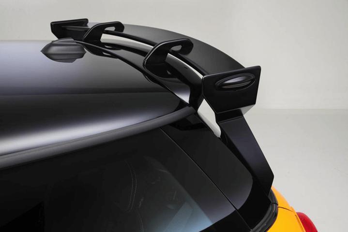Mini F55/56 外装 エアロパーツ リアスポイラー/ウイング GIOMIC スワンネック・ウイング・キット