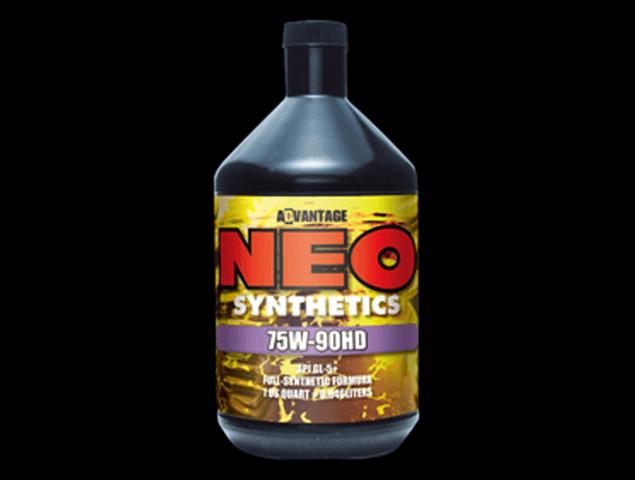 Advantage neo gear oil 75w 90hd for Motor oil 101 answers