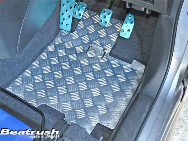 ZC33S スイフトスポーツ 内装 フロアマット フロアマット(本体) レイル LAILE Beatrush フロアーパネル