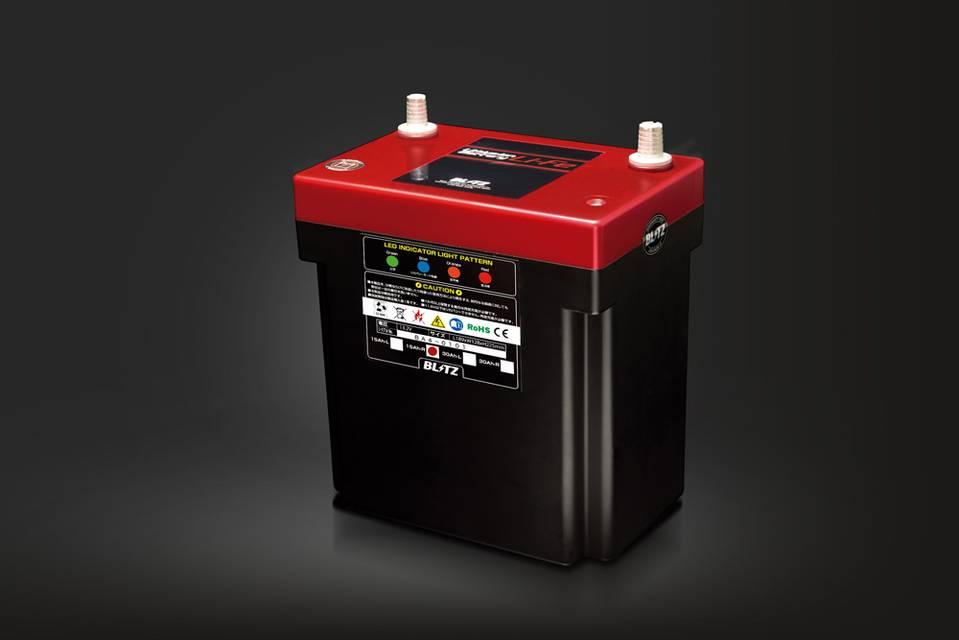 Lithium-ion Battery Spec Li-Fe(30Ah)