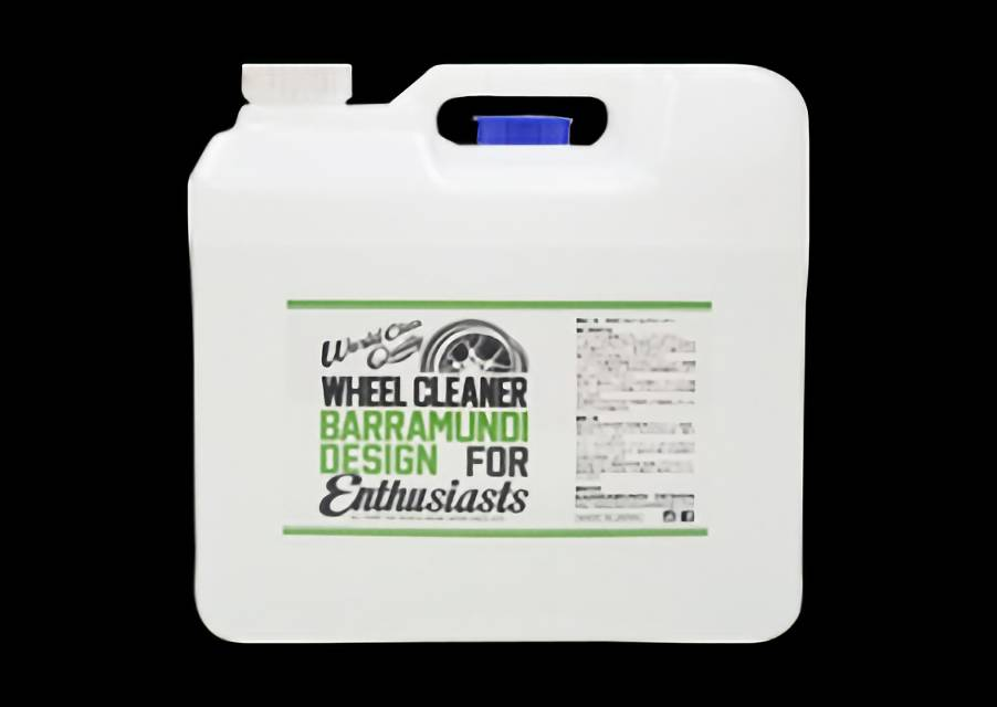 BMD wheel cleaner