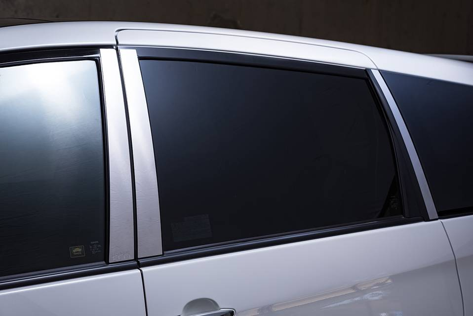 CR50/55 エスティマ 外装 外装その他 ピラーカバー・ガーニッシュ M'z SPEED Stainless Pillar Reflector(6 piece)