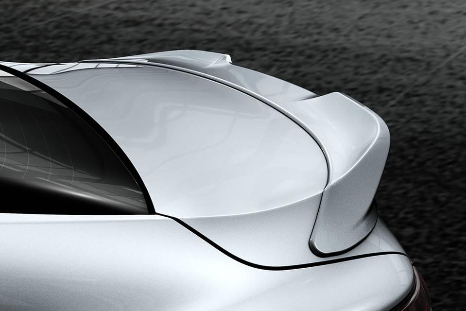 XV70 カムリ エアロパーツ リアスポイラー/ウイング TRD リヤトランクスポイラー