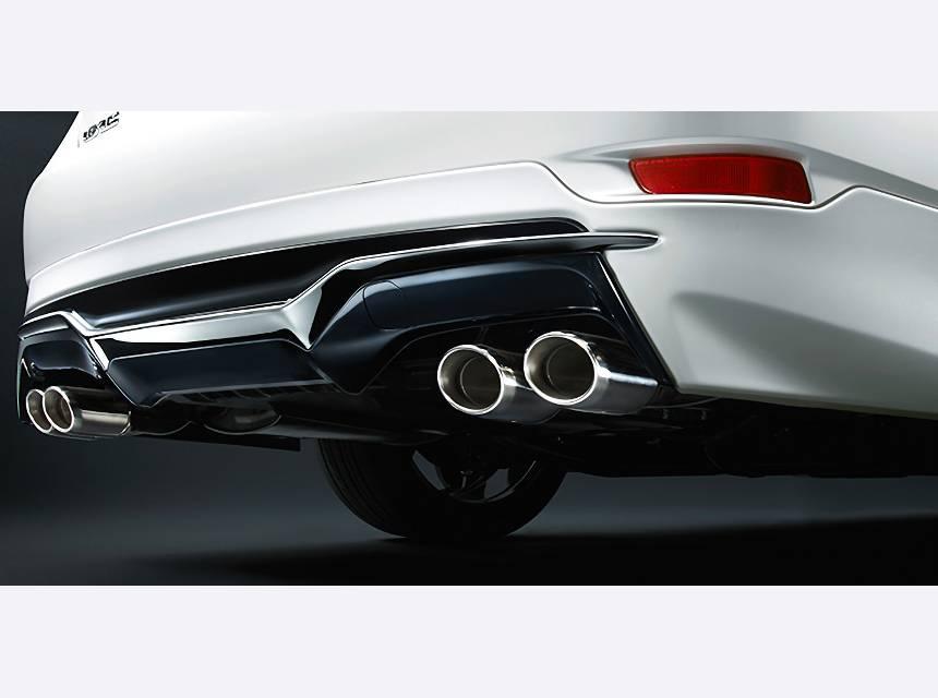LEXUS GS L1# 外装 エアロパーツ リアアンダースポイラー トヨタ モデリスタ リヤスタイリングキット