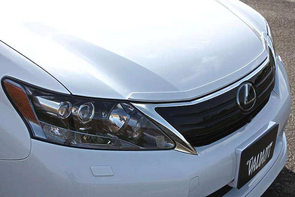 LEXUS HS  ガレージベリー フードトップモール