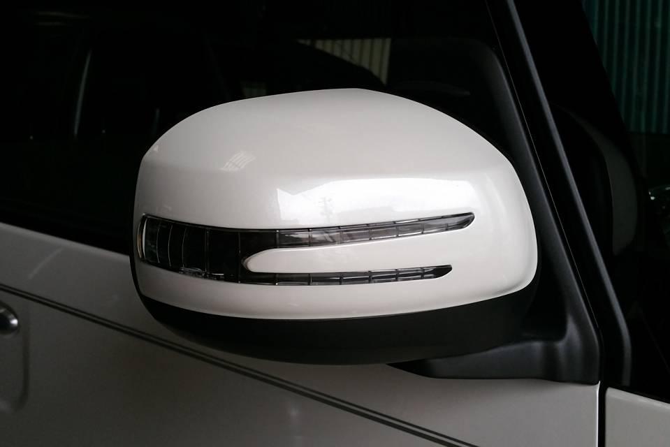 ウェイク LA700/LA710S 外装 ドアミラー ドアミラー本体 NANKAI AUTO BRASSEN スタイリッシュウィンカーミラーキット