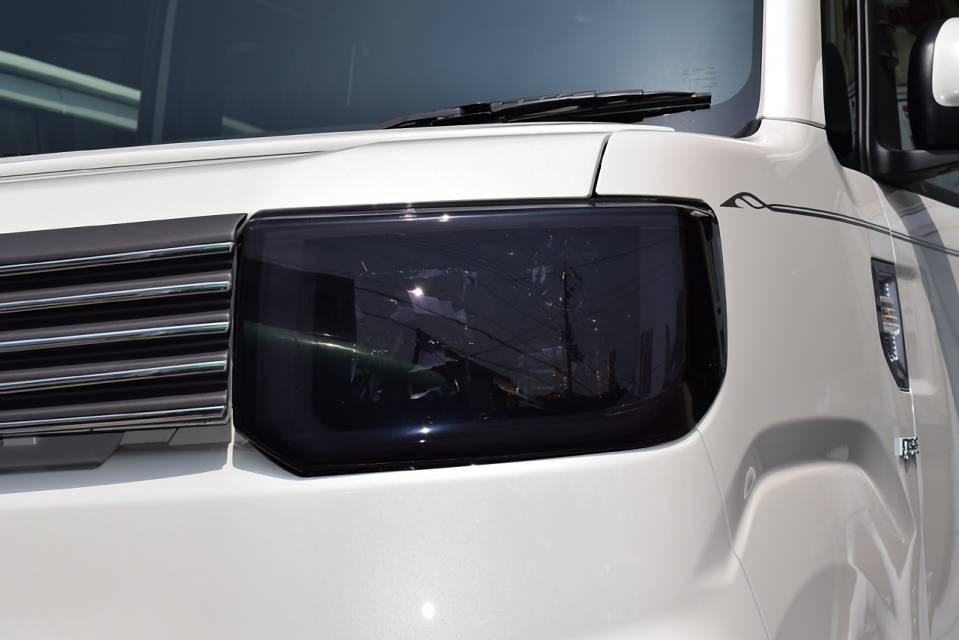 ウェイク LA700/LA710S 外装 ライト その他 NANKAI AUTO ALLURE LA700S WAKE ヘッドライトカバー