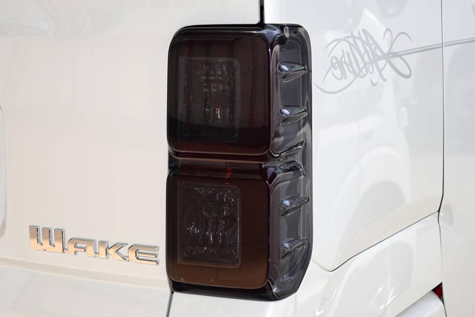 ウェイク LA700/LA710S 外装 ライト その他 NANKAI AUTO ALLURE LA700S WAKE テールレンズカバー