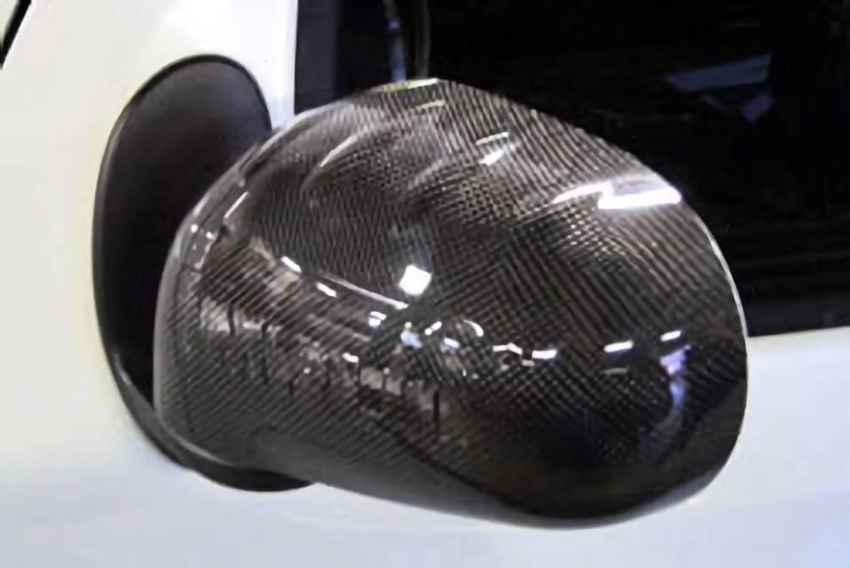 Z12 キューブ インパル IMPULカーボンミラーカバー
