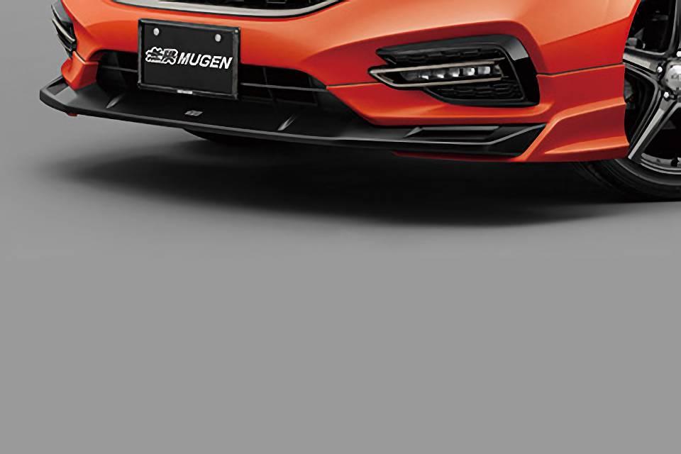 ジェイド FR4/5 外装 エアロパーツ フロントリップスポイラー 無限 Front Under Spoiler