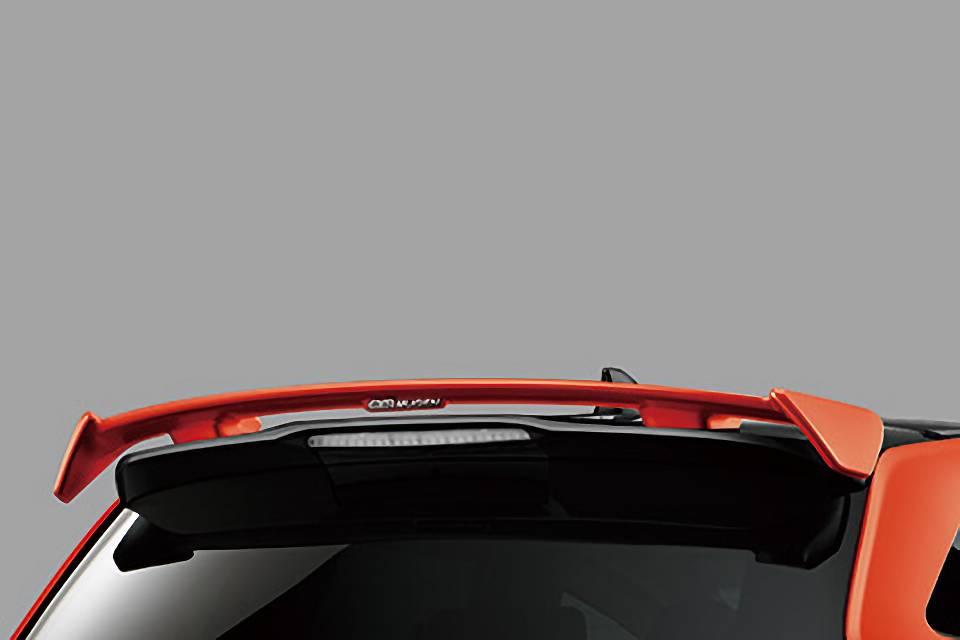 ジェイド FR4/5 外装 エアロパーツ リアスポイラー/ウイング 無限 Wing Spoiler
