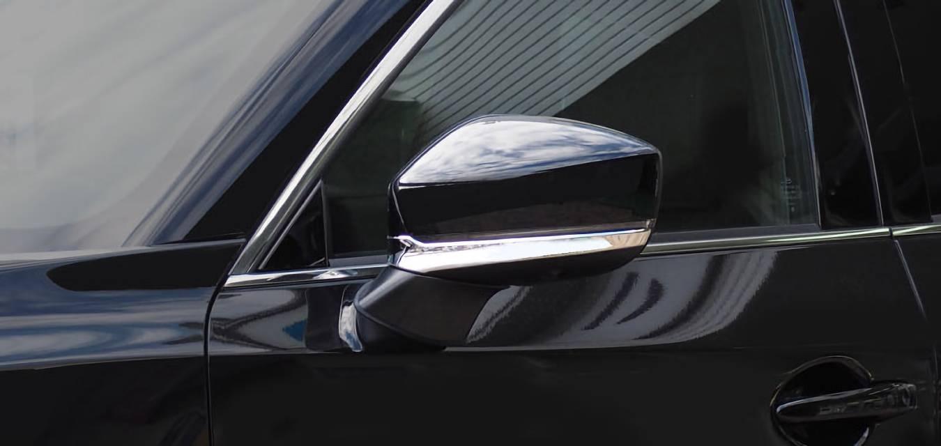 CX-8 外装 外装その他 外装アクセサリー類 SAMURAI PRODUCE ドアミラー アンダー ガーニッシュ