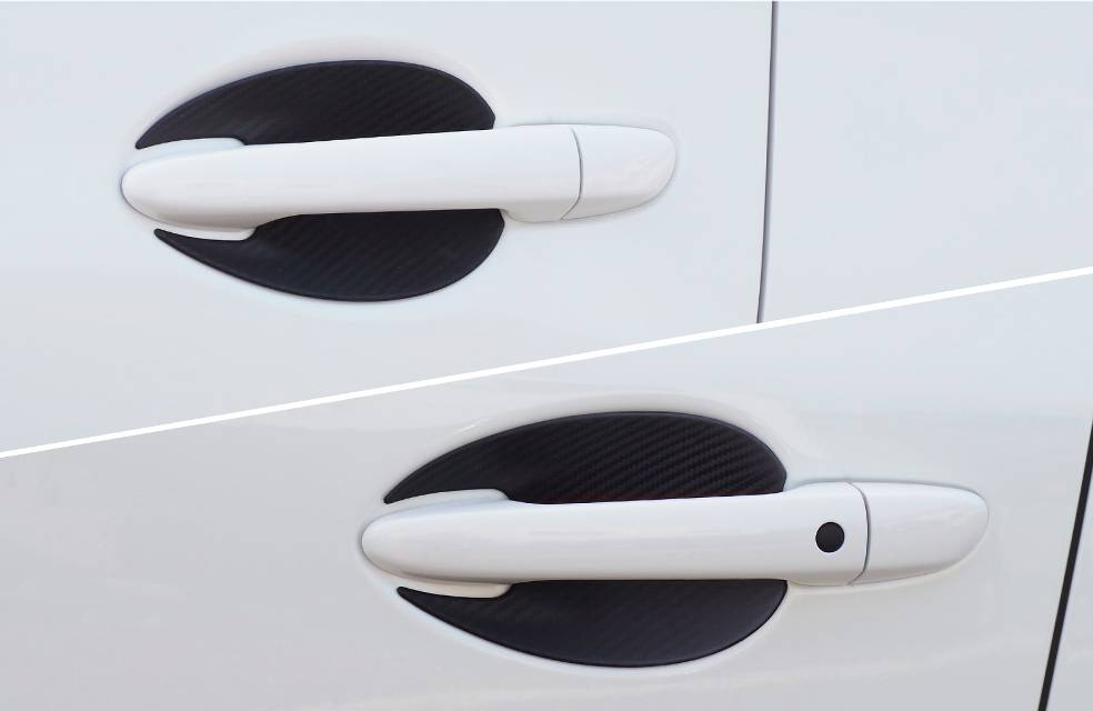 CX-8 外装 外装その他 ドアハンドルカバー SAMURAI PRODUCE プロテクションカバー