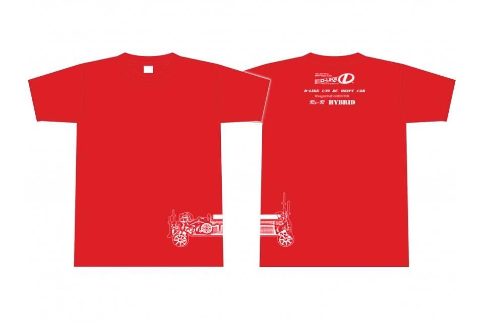 Re-R HYBRID Tシャツ