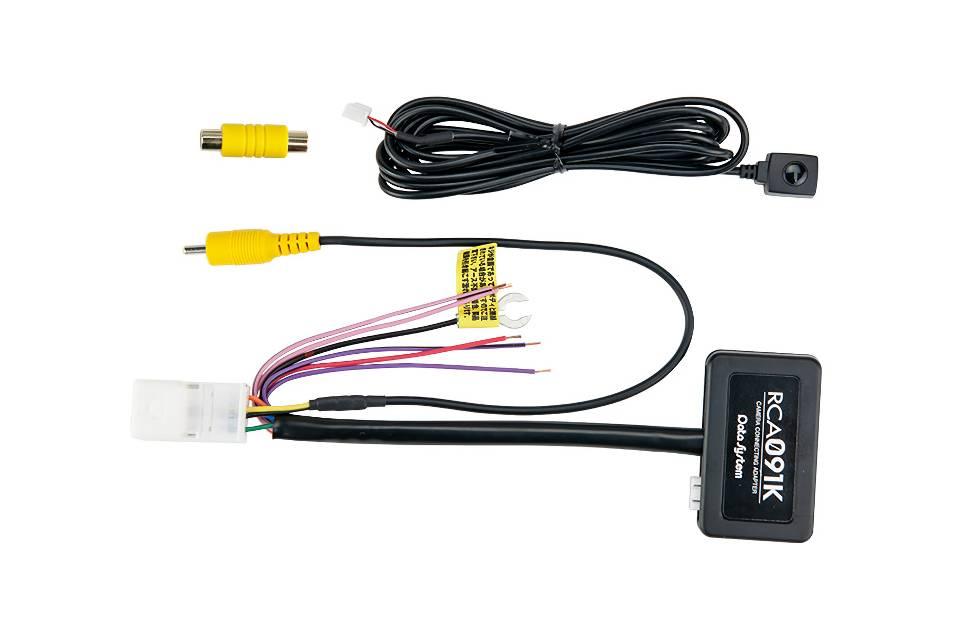 スズキ全方位モニターデータシステムリアカメラ接続アダプター RCA091K
