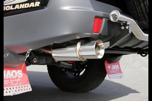 BATTLEZ マフラー RS パジェロ V80/90系