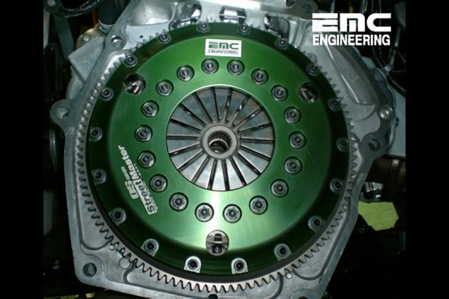 EMCオリジナルパーツ《クラッチセット》CR-Z(ZF1)300馬力対応