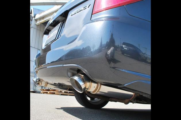 レガシィ マフラー BP5 ツーリングワゴン ロッソモデロ D-Style