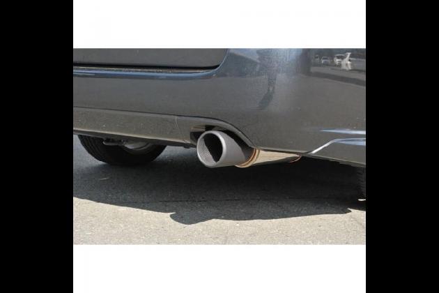 ロッソモデロ MAD ZEEKS GT8 レガシィツーリングワゴン ターボ マフラー BP5