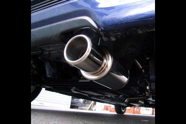ロッソモデロ GT-8 タント マフラー L375S ターボ