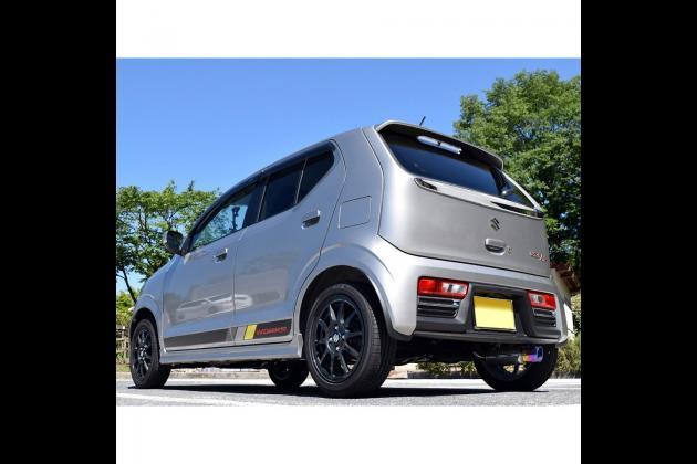 アルトワークス マフラー HA36S 2WD MT ロッソモデロ COLBASSO Ti-C