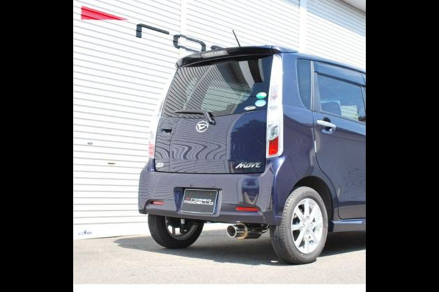 ステラカスタム マフラー LA100F NA ロッソモデロ COLBASSO GT-X 安全品質・車検対応!