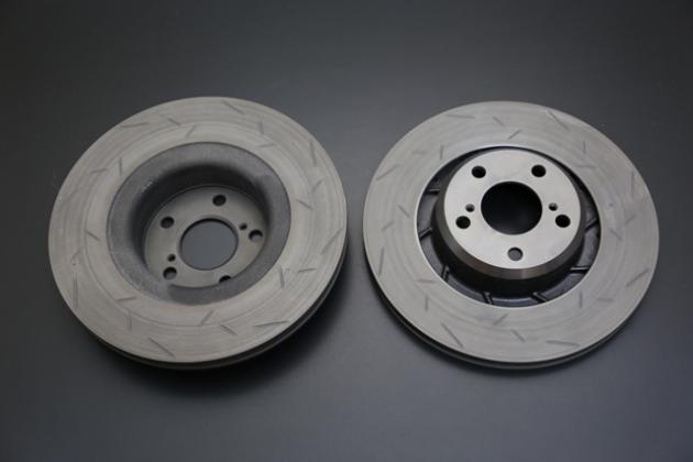 スバル車用 フロントブレーキローター(293mm)