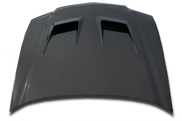ACCORD CL7 平織カーボンボンネットダクト付き カーボン/FRP タイプS2