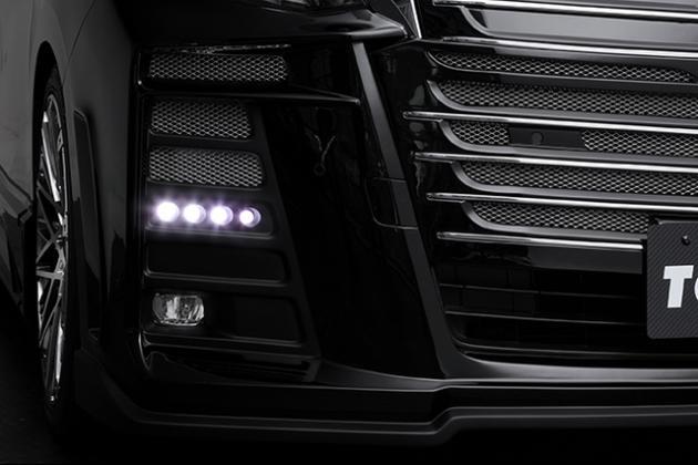 フロントバンパー専用LED