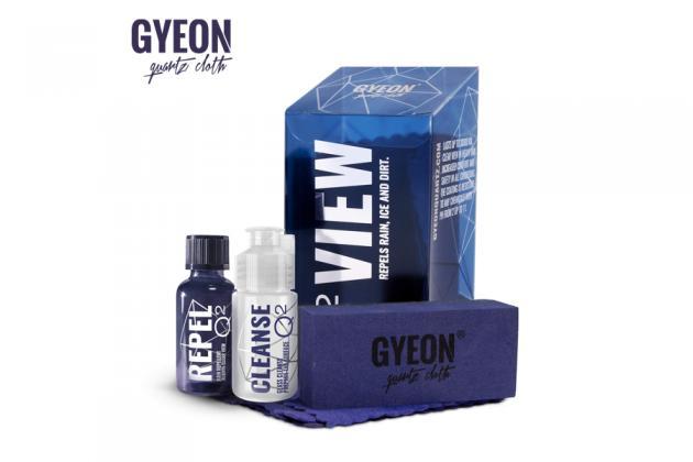 GYEON View 20ml ガラス用コーティングキット