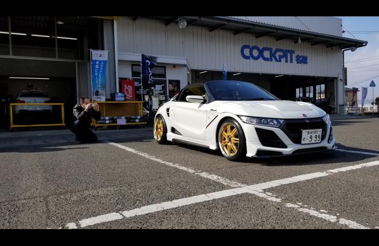 無限RA  HKS  GT100R+