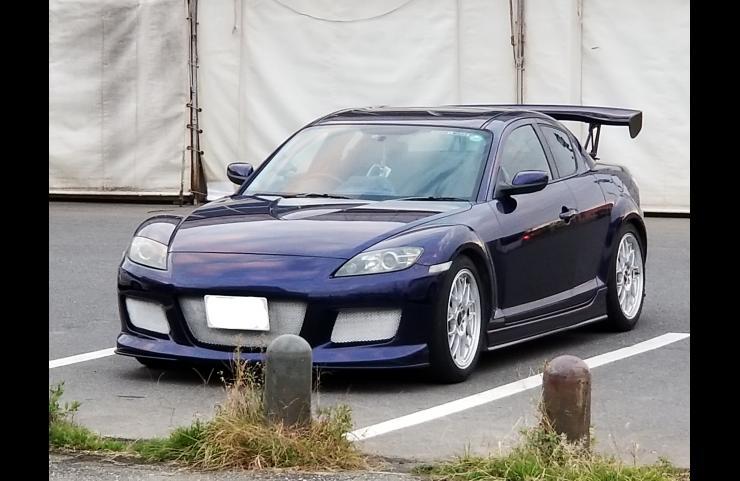otoshiさんのRX-8