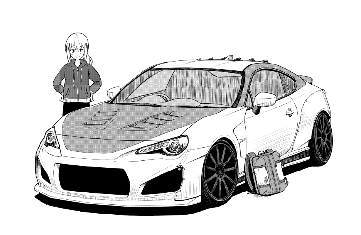 86 CHARGE SPEED仕様