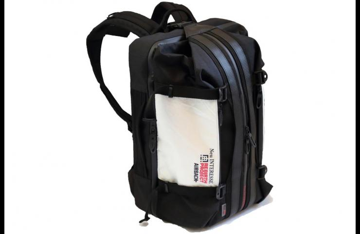 BACK PACK AIR BACKの画像