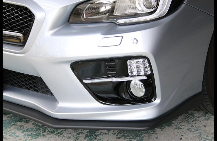 LEDフロントインジケーターランプの画像