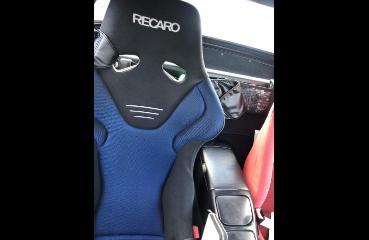 RECARO TS-Gの画像