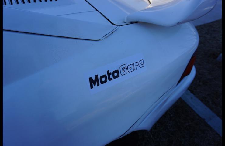 MotaGare ステッカーの画像