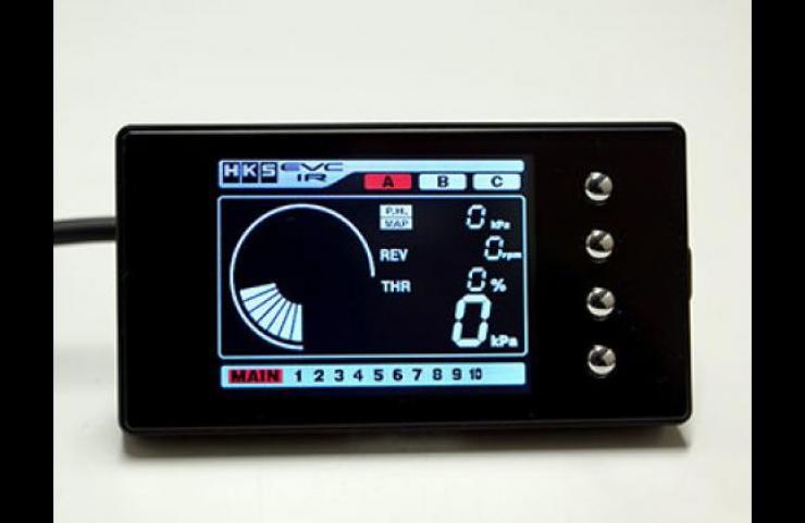 HKS EVC6-IR BOOST CONTROLLER