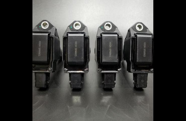MATURE ハイスパークイグニッションコイルの画像